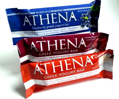 Athena Bar Pomegranate & Acai Berry