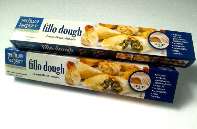 Fillo Dough #4 Fillo Factory 1 lb