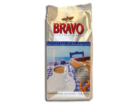 Greek Coffee Bravo 1 lb (454g)