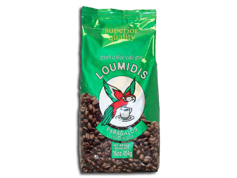 Greek Coffee Loumidis 1 lb (454g)