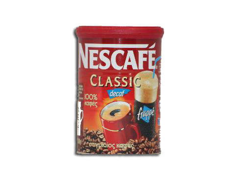 Coffee Decaf Instant Nescafe 200g