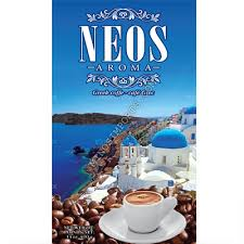 Neos Greek Coffee 1 lb.