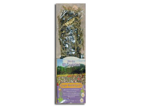 Sage Tea Bunches (Faskomilo) Mt. Taygetos 40g