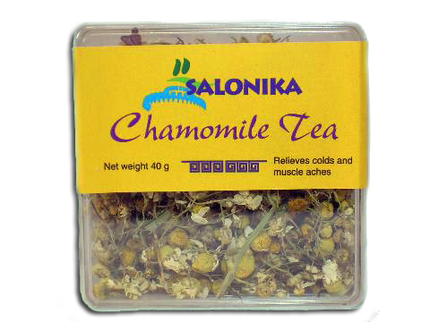 Chamomile Tea Greece Salonika 40gr