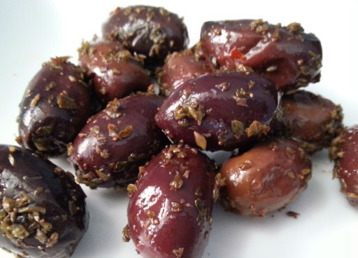 Kalamata Olives with Oregano