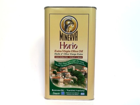Olive Oil X-Virgin Horio 3L