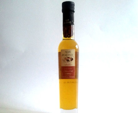 Pons Mas Portell Chilli Infused Extra Virgin Olive Oil
