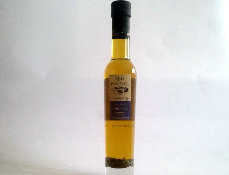 Pons Mas Portell Rosemary Infused Extra Virgin Olive Oil