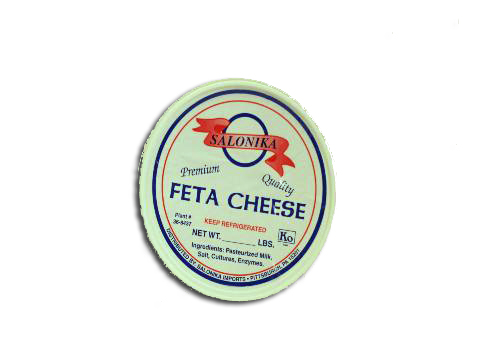 Feta Cheese Salonika 3 lb