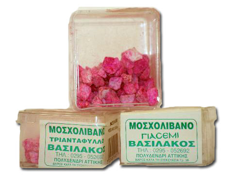 Incense (Mosholivano) 30g